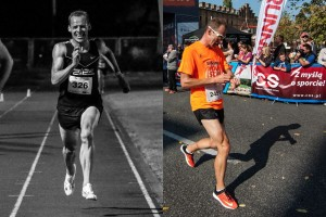 Daniel Formela 1st place in the Warsaw Track Cup and 3rd place in the Biegnij Warszawo 10k Run